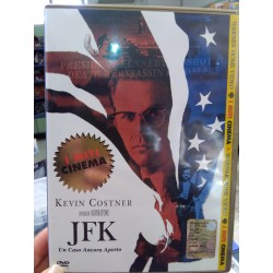 DVD JFK UN CASO ANCORA APERTO 7321957123066