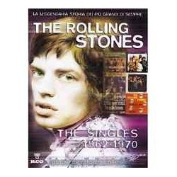 DVD THE ROLLING STONES THE SINGLES 1962-1970 8057092345009