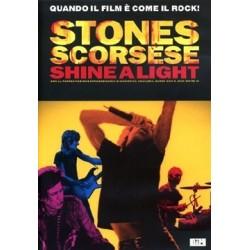 DVD ROLLING STONES STONES SCORSESE SHINE A LIGHT 8032807024806