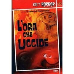 DVD L'ORA CHE UCCIDE 8032665000165