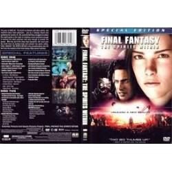 DVD FINAL FANTASY 8013123720207