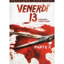 DVD VENERDI 13 PARTE 2 8010773105149