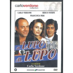 DVD AL LUPO AL LUPO 9 EDITORIALE