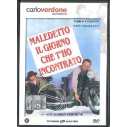 DVD MALEDETTO IL GIORNO CHE T'HO INCONTRATO 10 EDITORIALE