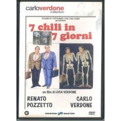 DVD 7 CHILI IN 7 GIORNI 13 EDITORIALE