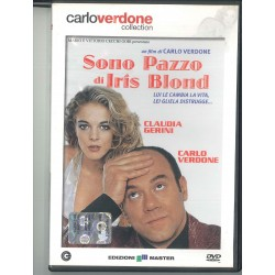 DVD SONO PAZZO DI IRIS BLOND 14 EDITORIALE