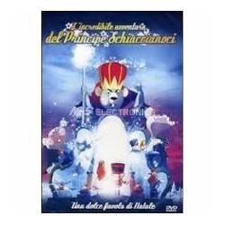 DVD L'INCREDIBILE AVVENTURA DEL PRINCIPE SCHIACCIANOCI 8010312060137