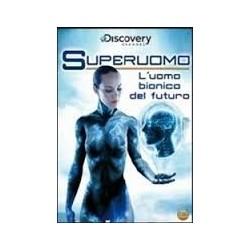 DVD SUPERUOMO L'UOMO BIONICO DEL FUTURO 8009044050011