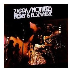 CD ZAPPA/ MOTHERS ROXY & ELSEWHERE 824302385227