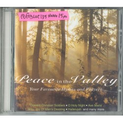 CD PEACE IN THE VALLEY YOUR FAVOURITE HYMNS AND PRAYERS 5014797130074