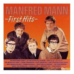 CD MANFRED MANN FIRST HITS