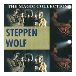 CD STEPPEN WOLF THE MAGIC COLLECTION 8713051490356