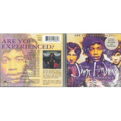 THE JIMI HENDRIX EXPERIENCE ARE YOU EXPERIENCED? 731452103628