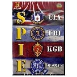 DVD SPIE LA STORIA DEI SERVIZI SEGRETI 8009044050011