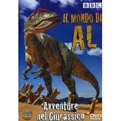 DVD IL MONDO DI AL AVVENTURE NEL GIURASSICO 8009044050011