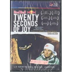 DVD RED BULL TWENTY SECOND OF JOY 8009044623550