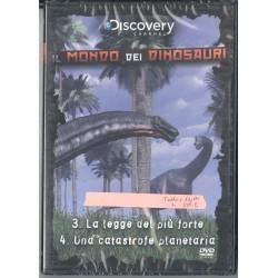 DVD IL MONDO DEI DINOSAURI VOL 2 8009044050011