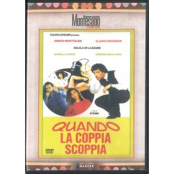 DVD QUANDO LA COPPIA SCOPPIA EDITORIALE