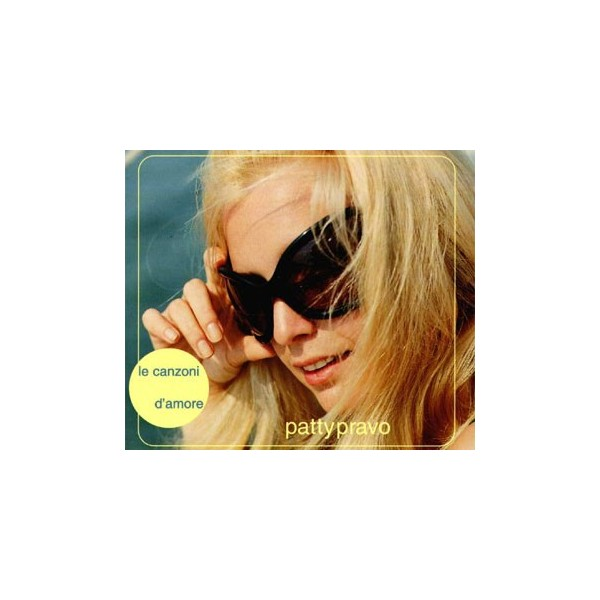 CD Patty Pravo- le canzoni d'amore 743217822125