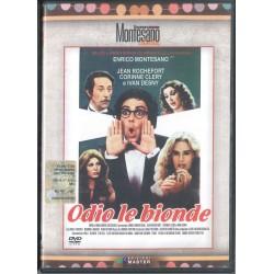 DVD ODIO LE BIONDE EDITORIALE