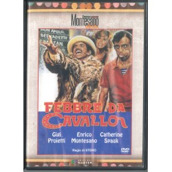 DVD FEBBRE DA CAVALLO EDITORIALE