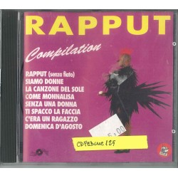 CD RAPPUT COMPILATION 5016026205218