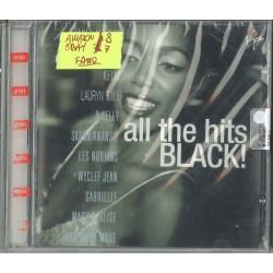 CD ALL THE HITS BLACK 724385005725