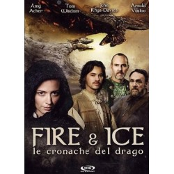 DVD FIRE E ICE LE CRONACHE DEL DRAGO 8032442219438