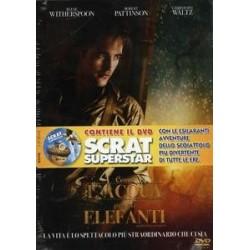 DVD COME L'ACQUA PER GLI ELEFANTI + SCRAT SUPERSTAR 8010312101694
