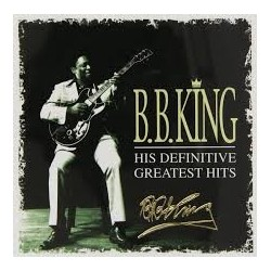 CD B.B. KING HIS DEFINITIVE GREATEST HITS 008811192129