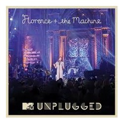 CD FLORENCE + THE MACHINE MTV PRESENTS UNPLUGGED 602527983264