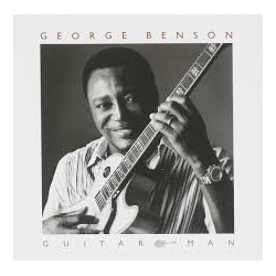 CD GEORGE BENSON GUITAR MAN 888072330993
