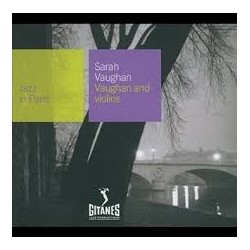CD SARAH VAUGHAN VAUGHAN AND VIOLINS 044006500423