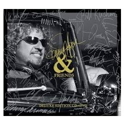 CD SAMMY HAGAR & FRIENDS 8024391061640