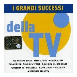 CD I GRANDI SUCCESSI DELLA TV 5051011292422