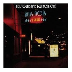 CD NEIL YOUNG AND BLUENOTE CAFE' BLUENOTE CAFE' 093624926108