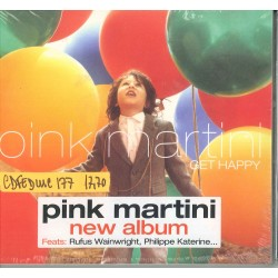 CD PINK MARTINI GET HAPPY 3298498288117