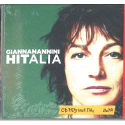 CD GIANNA NANNINI HITALIA 888750425126