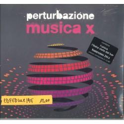 CD PERTURBAZIONE MUSICA X 8032853990438
