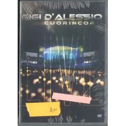 DVD GIGI D'ALESSIO CUORINCORO 828767577890