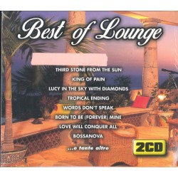CD BEST OF LOUNGE 8028980622229
