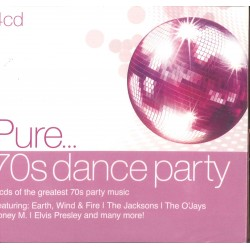 CD PURE...70S DANCE PARTY 886979069022