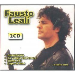 CD FAUSTO LEALI DOPPIO CD 8028980424120