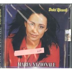 CD MARIA NAZIONALE DOLCI RICORDI 8014406675269