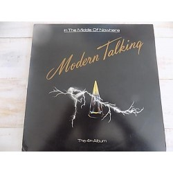 LP MODERN TALKING IN THE MIDDLE OF NOWHERE