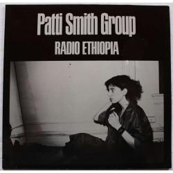 LP PATTI SMITH GROUP RADIO ETHIOPIA 8011841036747