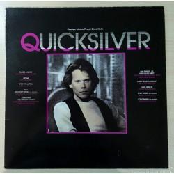 LP QUICKSILVER ORIGINAL MOTION PICTURE SOUNDTRACK
