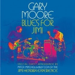 CD GARY MOORE BLUES FOR JIMI 5034504149120