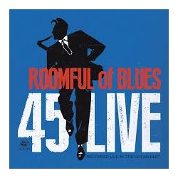 CD ROOMFUL OF BLUES 45 LIVE 014551495529