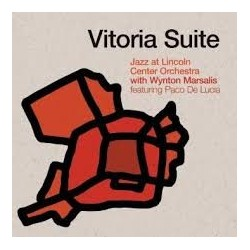 CD VITORIA SUITE JAZZ AT LINCOLN CENTER ORCHESTRA WITH WYNTON MARSALIS FT PACO DE LUCIA 602527378633
